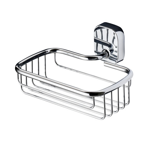 Geesa 2414-02 By Nameek\'s Thessa Rectangle Wall Mounted Chrome ...
