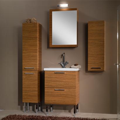 Bathroom Vanity Iotti L14 23 Inch Set