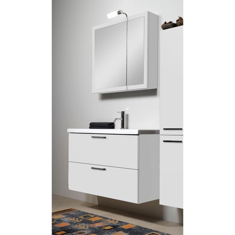 Iotti L16 Bathroom Vanity, Luna - Nameek's