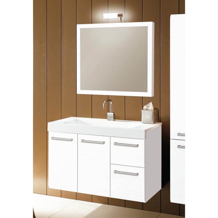 Image Result For Inch Glossy White Bathroom Vanity Set