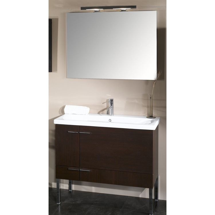 Simple Bathroom Vanity