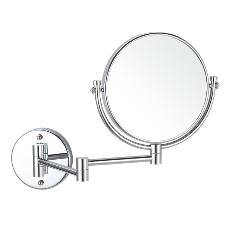 Makeup Mirror, Nameeks AR7707-CR-3x, Double Sided Wall Mounted 3x Makeup Mirror