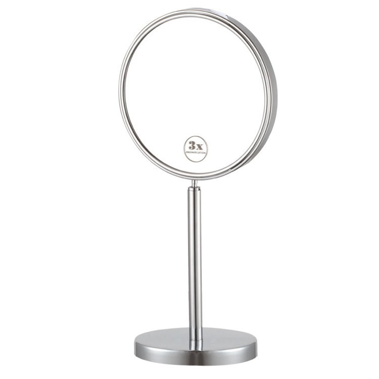 Makeup Mirror, Nameeks AR7716, Double Sided Free Standing 3x Makeup Mirror