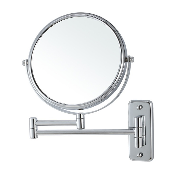 Makeup Mirror, Nameeks AR7719, Wall Mounted Double Sided 3x Shaving Mirror