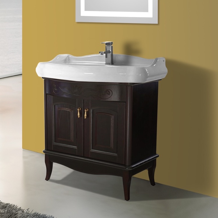 Nameeks Mi F03 By Nameek S Michela, Free Standing Bathroom Sink Vanity