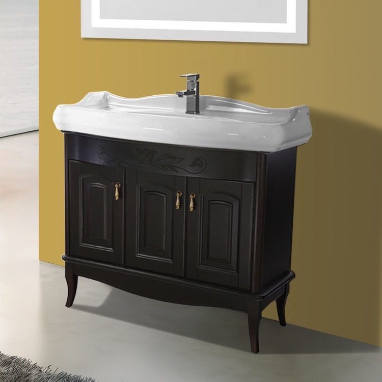 Nameeks MI-F04 Bathroom Vanity, Michela - Nameek's