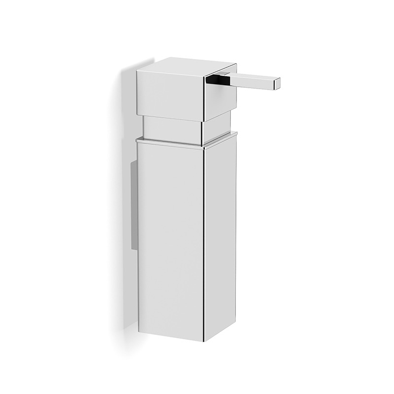 Soap Dispenser, Nameeks NNBL0046, Wall Mounted Polished Chrome Soap Dispenser