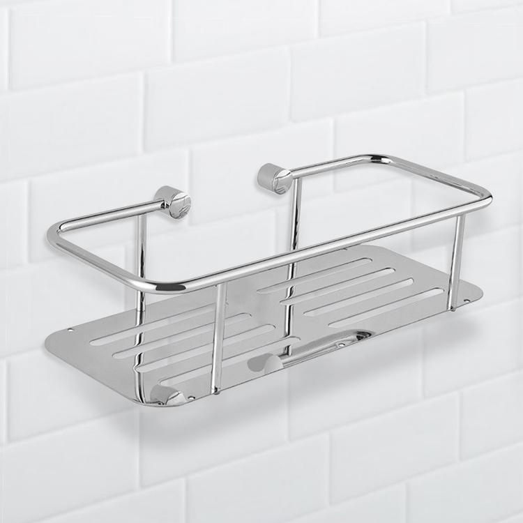Nameeks NFA028 By Nameek\'s General Hotel Chrome Wall Mounted Shower ...