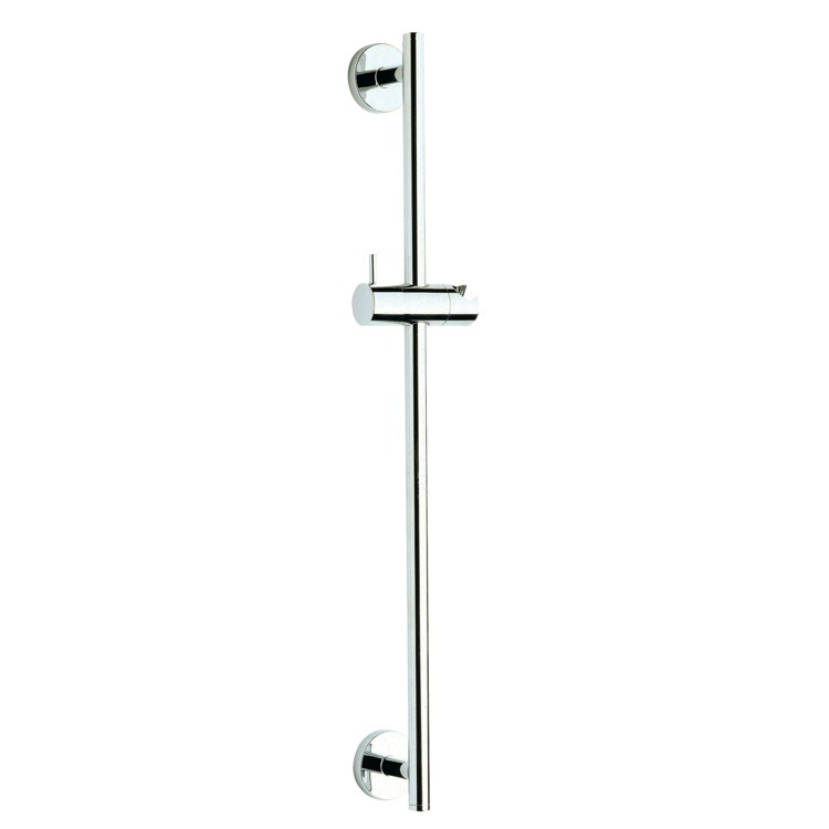 Remer 317M By Nameek\'s Sliding Rails 24 Inch Wall-Mounted Chrome ...