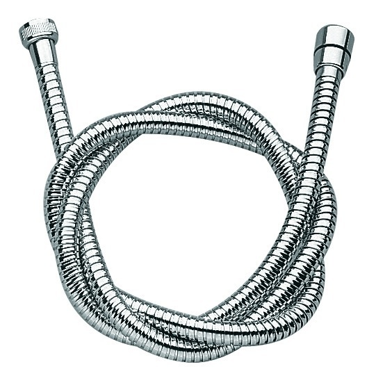 Shower Hose, Remer 333CNX150-CR, Flexible Shower Hose Made From Brass