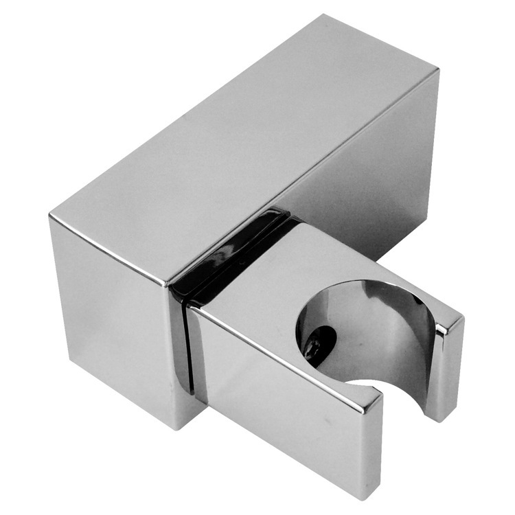 Hand Held Shower Bracket, Remer 339S, Modern Style Adjustable Shower Bracket In Chrome Finish