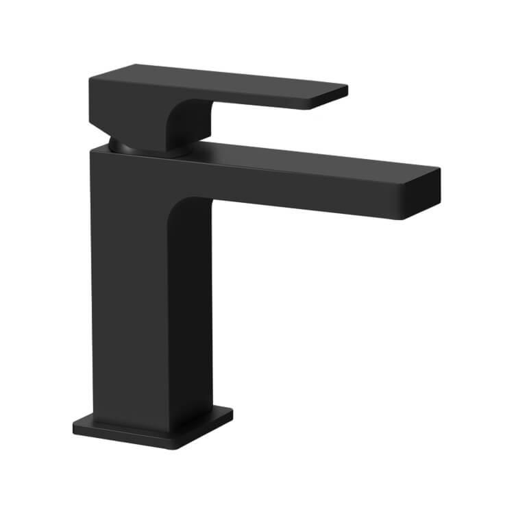 Modern Single Handle Bathroom Faucet, Designer Bathroom Faucets