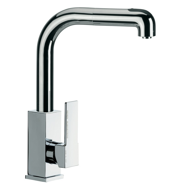Remer Q82CUS By Nameek\'s Gourmet Tall Square Body Sink Mixer With ...
