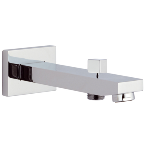 Wall Mount Bathtub Faucet With Diverter Add A Shower And Hand Shower Erter