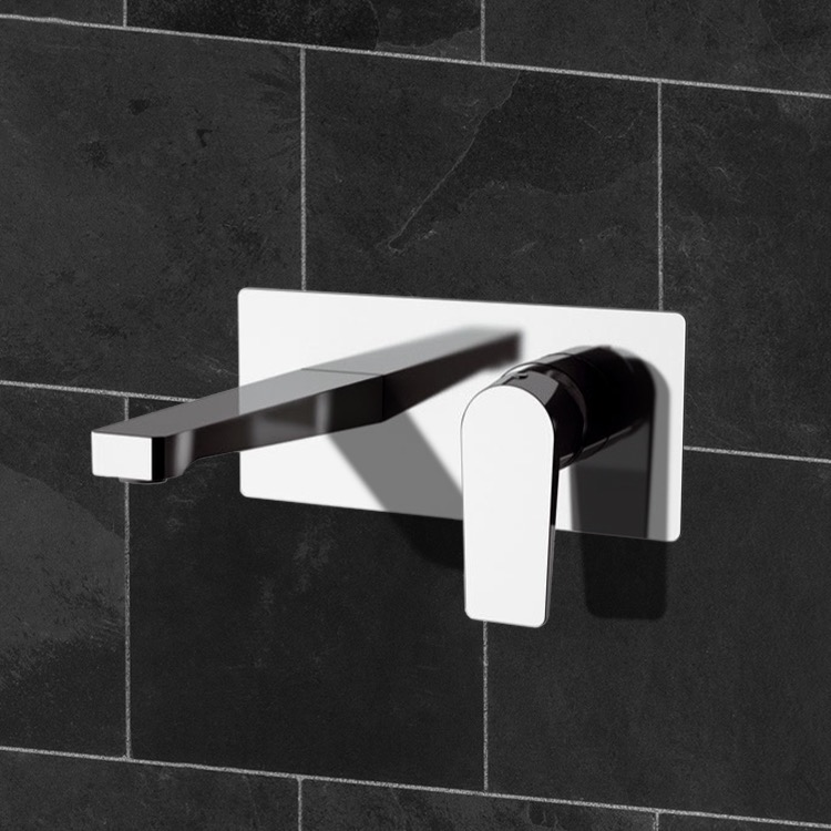 Remer D15 By Nameek\'s Dream Wall Mounted Bathroom Faucet in Multiple ...