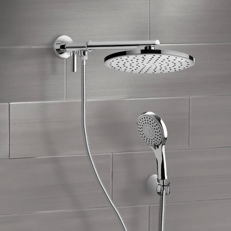 Remer DSH01 By Nameek's Orsino Dual Shower Head Set With 2-Way ...