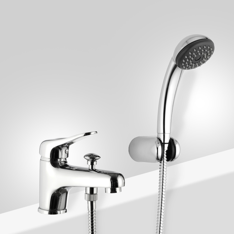 Remer K03 By Nameek\'s Kiss Chrome Bathtub Faucet with Personal ...