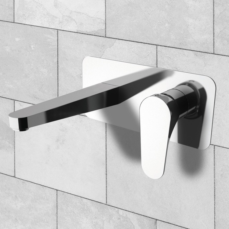 Remer L15US By Nameek\'s Class Line Rectangular Wall Mounted Basin ...