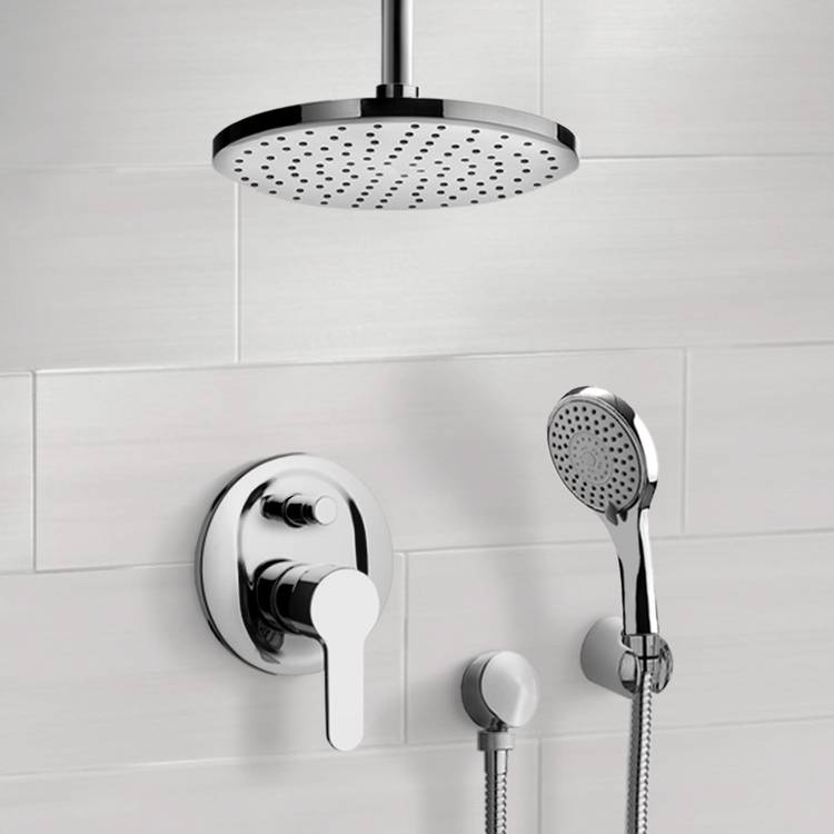 Remer Sfh40 By Nameek S Orsino Chrome Shower System With