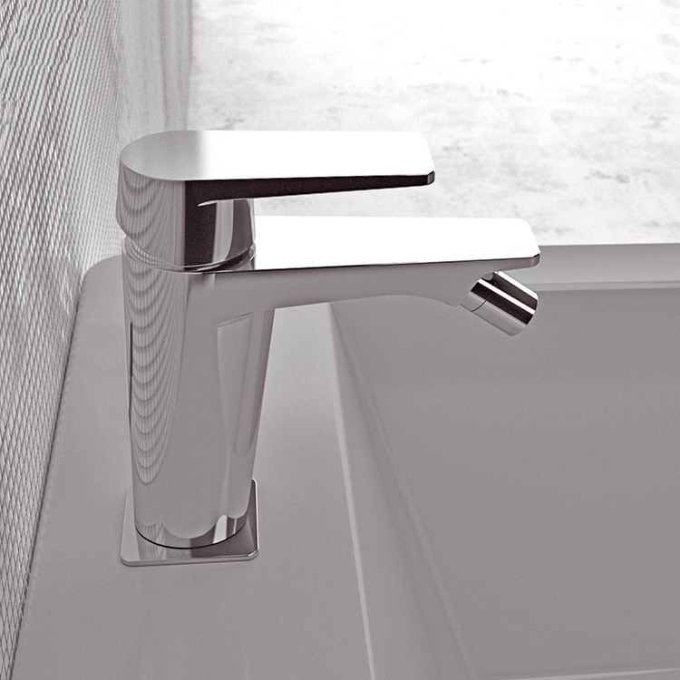Bidet Faucet, Remer D21, One Hole Bidet Faucet in Multiple Finishes