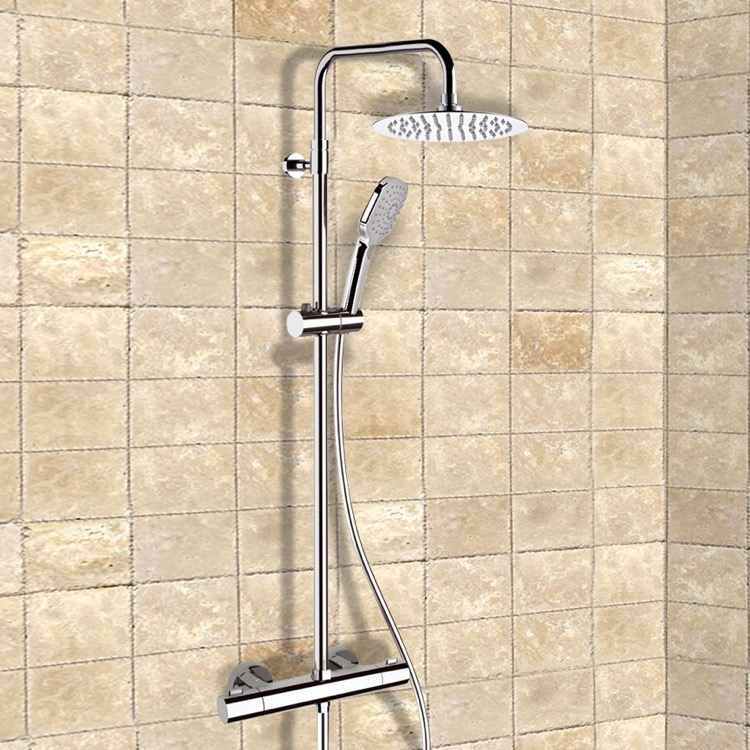 Remer SC505 By Nameek\'s Elegance Chrome Thermostatic Exposed Pipe ...