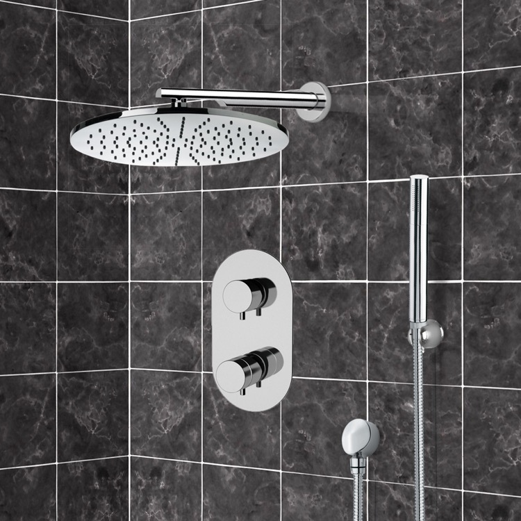 Remer SFH6500 By Nameek\'s Primavera Thermostatic Shower System with ...