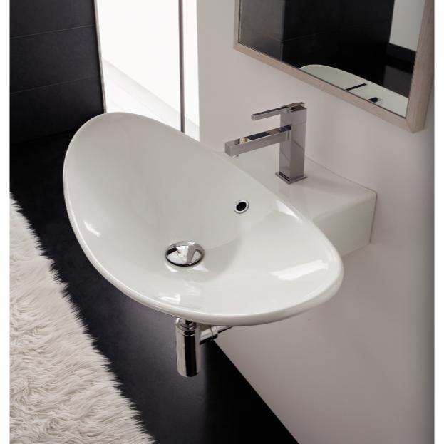 . Scarabeo 8204 Bathroom Sink  Zefiro   Nameek s