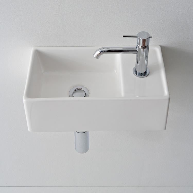 Bathroom Sinks Square luxury scarabeo bathroom sinks - nameek's