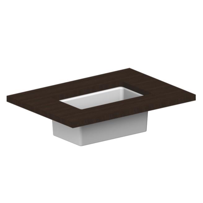 Square Undermount Sink : ... Sink, Scarabeo 8089, Square White Ceramic Undermount Sink 8089