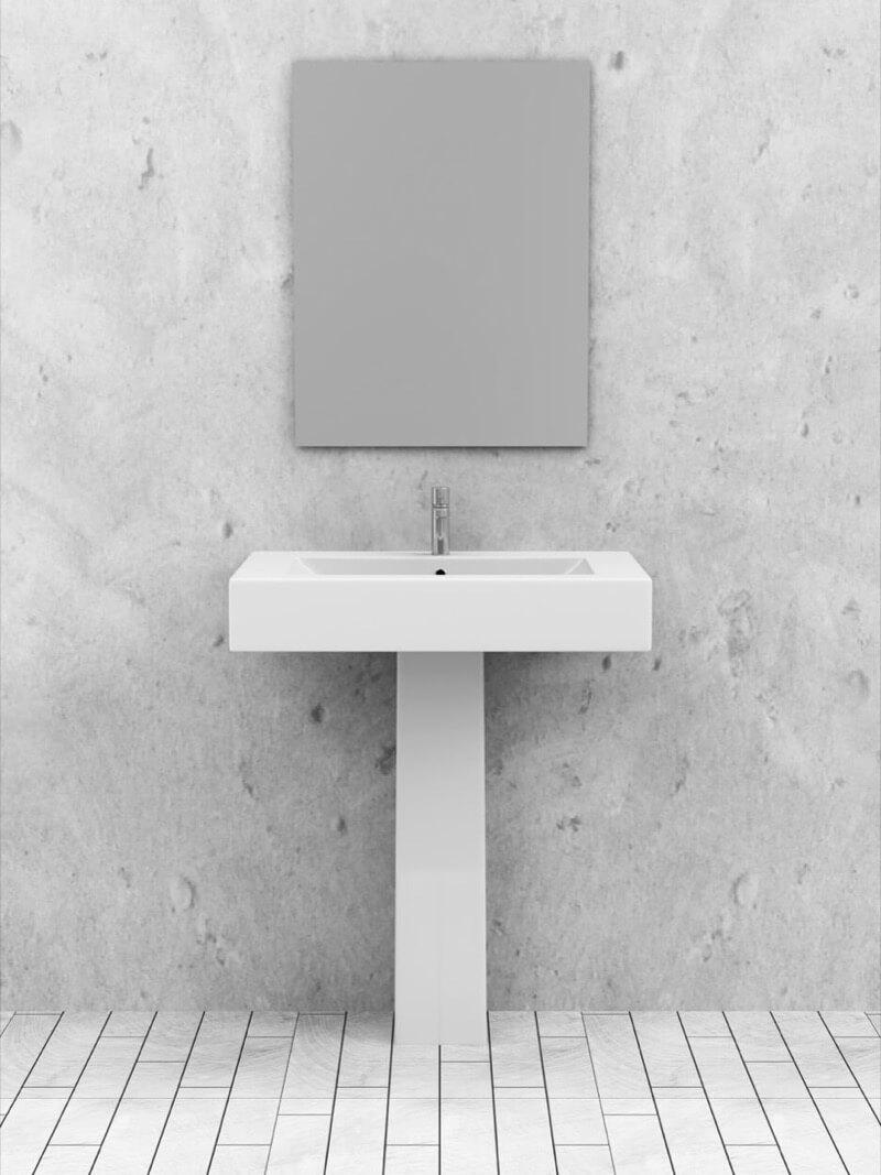 The Comeback of the Pedestal Sink - TheBathOutlet.com