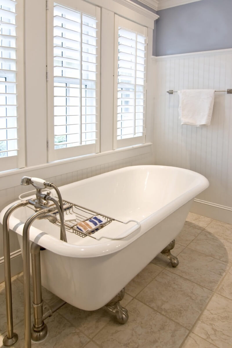 The History Of Clawfoot Bathtubs Thebathoutlet Com