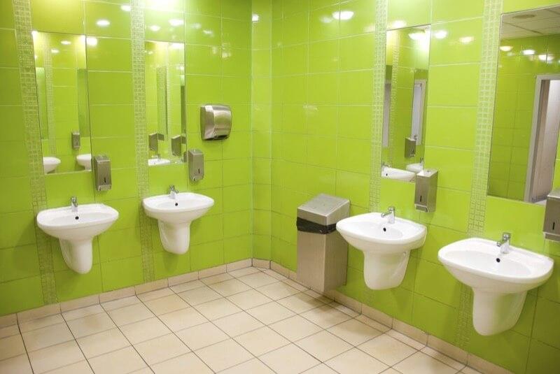 Designing A Stunning Public Restroom - TheBathOutlet.com