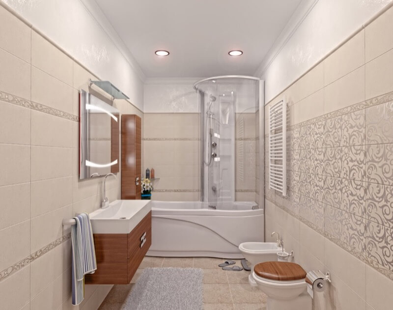 A Shower For Two Is A Luxurious Addition To Any Bathroom But Make Sure That  You Know What Youu0027re Getting Into When Constructing A Much Larger Shower  Where A ...