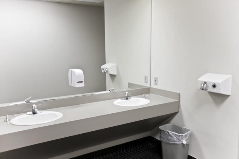 Designing A Stunning Public Restroom - TheBathOutlet com