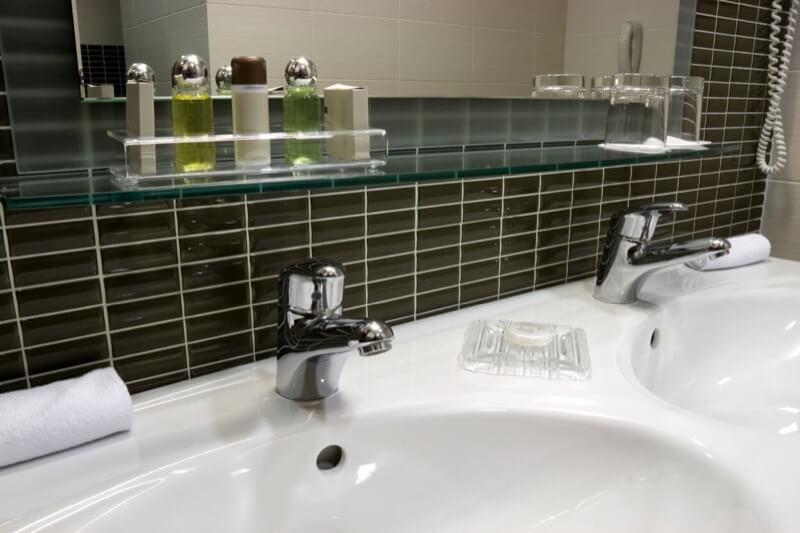 Wall Mounted Accessories Can Save Your Bathroom