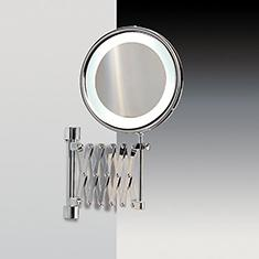 Extendable Makeup Mirrors