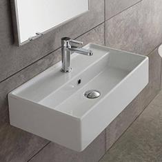 Scarabeo Wall Mounted Sinks