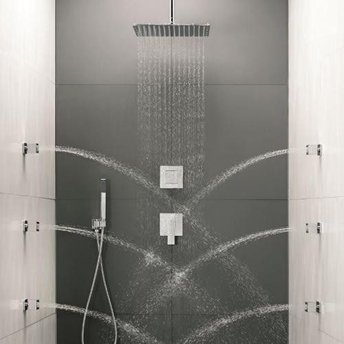 Shower Systems and Faucets