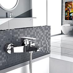 Wall Mounted Tub Faucets