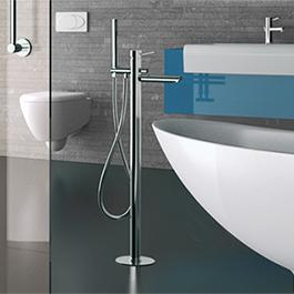 Floor Standing Tub Fillers