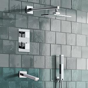 Thermostatic Tub and Shower Faucets
