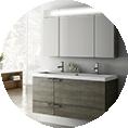 double sink vanity