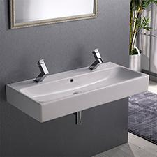 CeraStyle Wall Mounted Sinks