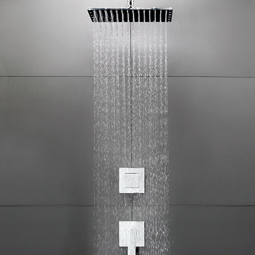 Creating a Luxury Shower