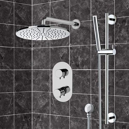 Thermostatic Shower Systems