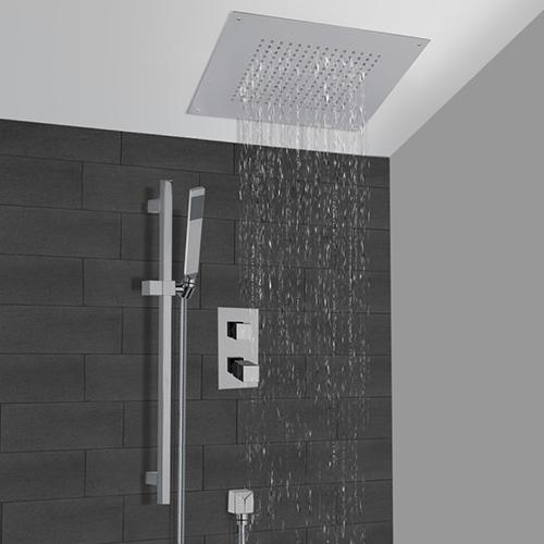 Ceiling Mount Shower Systems