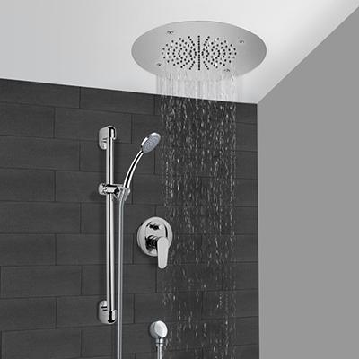 Ceiling Mounted Shower Faucets