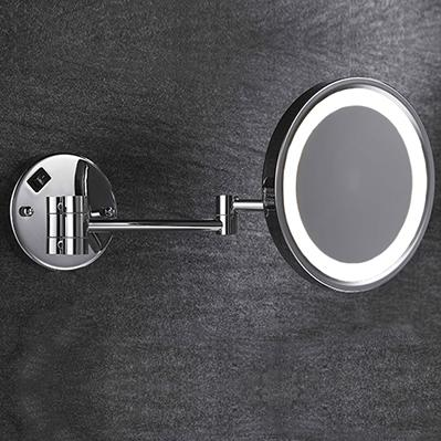 Wall Mounted Makeup Mirrors