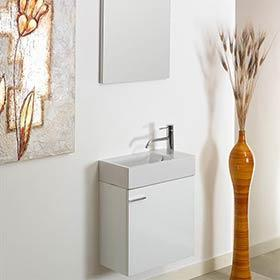 Bathroom Vanities on a Budget