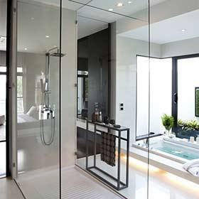 Simply Chic Showers
